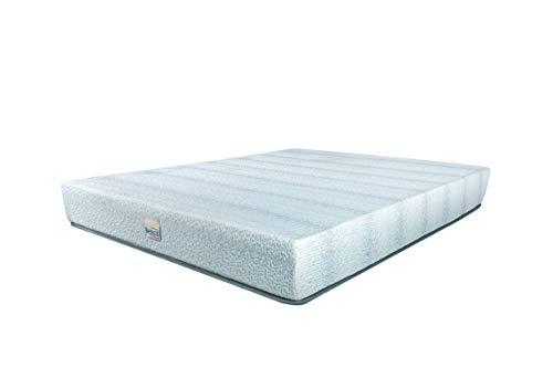Boston Basics 6 Inch Orthopedic Memory Foam Single Size Mattress  72 X 36 X 6 Inch