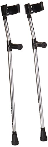 Medline G05161 Guardian Forearm Crutches ()