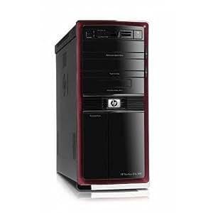 HP Pavilion Elite HPE-410es Desktop PC - Ordenador de sobremesa (Procesador Intel Core i5 750, Caché de nivel 2 de 1 + caché compartido de nivel 3 de 8 MB, Admite hasta 16 de memoria DDR3, 4 conectores para módulos DIMM, Lector tarjetas de memoria 15 en 1, Grabadora de DVD SATA DVD RAM y doble capa que admite tecnología Light Scribe)