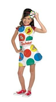 [Twister Child Costume Size 7-8 Medium] (Twister Game Costumes)