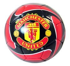 Manchester United Official Size Soccer Ball-Home-#5 Manchester United Christmas