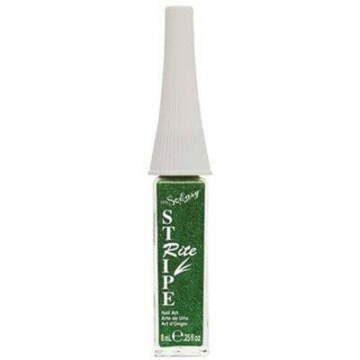 Its So Easy Stripe Rite Glitter Paint, Green