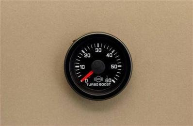 Isspro Gauges (R5623R) Turbocharger Boost Gauge