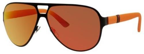 Gucci 2252/S Sunglasses Black Orange / Red - Gucci Buy