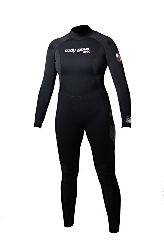Wetsuit Vapor Neoprene (Body Glove Women's 7mm EVX Fullsuit, 13/14)