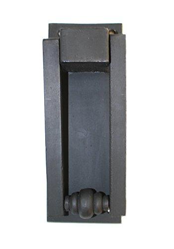front door iron - 1