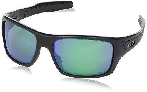 819c264f5da Oakley Men s Turbine OO9263 Rectangular Sunglasses