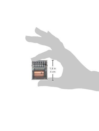 6 Ziffern RO VER mini-i 24DC Hengstler 0635130 Impulsz/ähler