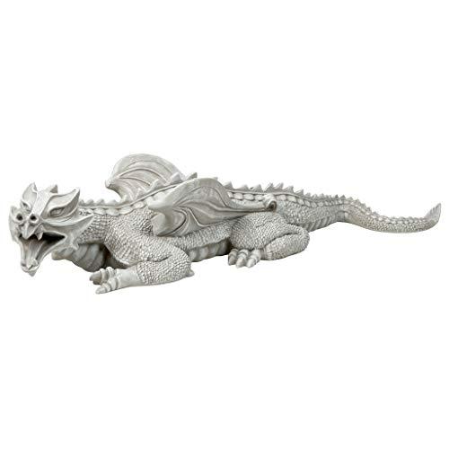 Design Toscano Warsin Dragon Sculpture - Giant
