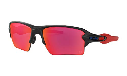 Oakley Flak 2.0 XL Matte Black MLB Sunglasses (Chicago Cubs)