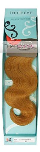"Bobbi Boss Indi Remi Hair Extension 14"" Italian Wave #27"