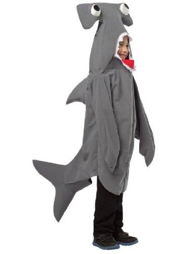 Shark Costumes Boy (Rasta Imposta Childrens Costume, Hammerhead Shark, 4-6x)