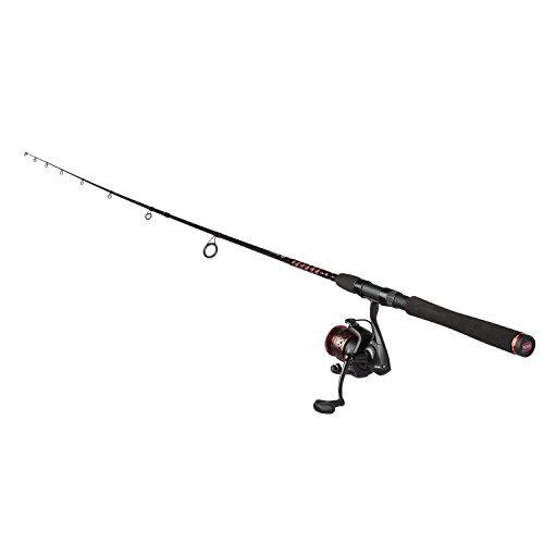 - Penn FRCII4000702M Fierce II 4000 Fishing Rod and Spinning Reel Combo, Inshore, 7 Feet, Medium Power, 4000 - 7' - Medium
