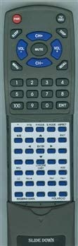 Replacement Remote for Polaroid 65GSR4100KN