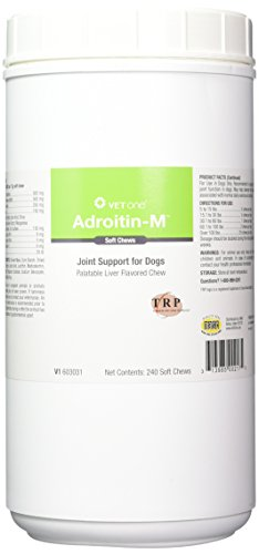 Vet One Adroitin-M Joint Soft Chews for Dogs - 240 Chews