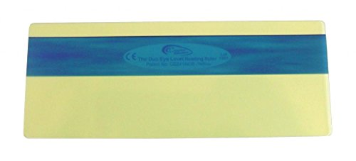 Reading Rulers Duo Window - pk of 5 - (Yellow Ruler)