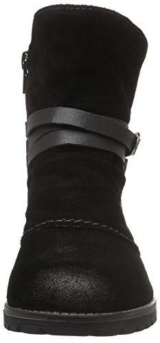 Tamaris 25434, Botines para Mujer Negro (BLACK 001)