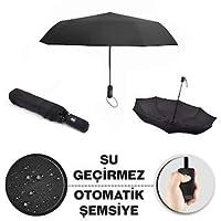 Su Geçirmez Tam Otomatik Şemsiye (Açılır Kapanır)