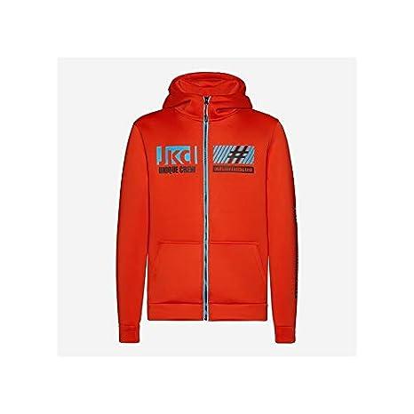 16ecab676312 Jaked Felpa Zip con Cappuccio SIDERALIS: Amazon.it: Sport e tempo libero