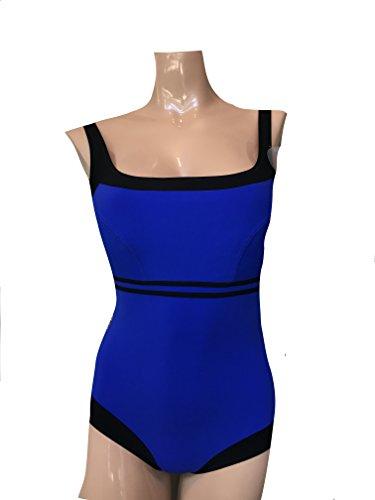 Anita Care Womens Cardona Mastectomy One-Piece Swimsuit, 08C, French Blue