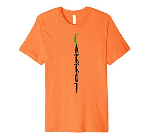 Carrot Costume Halloween Premium Idea -