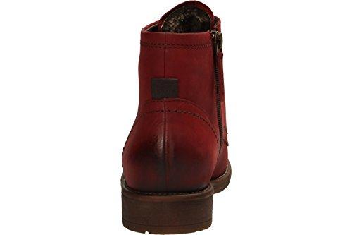 Tamaris1-1-26235-27/529 - Botas de cordones Mujer SCARLET NUBUC