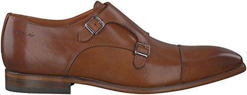Cognac Van Lier Business Schuhe 4026