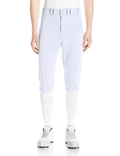 Easton Men's PRO Plus Knicker, White, Small - Easton Pro Pant