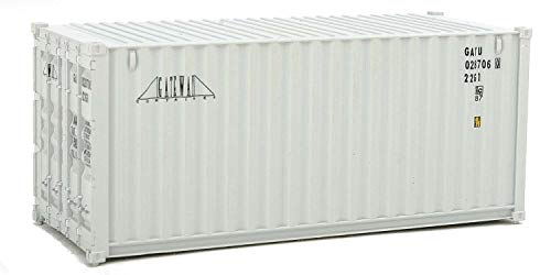 Walthers SceneMaster 20' Corrugated Container Gateway - Assembled Train Collectable Train