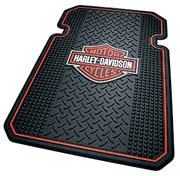 Harley Davidson Rubber Front Truck Mats