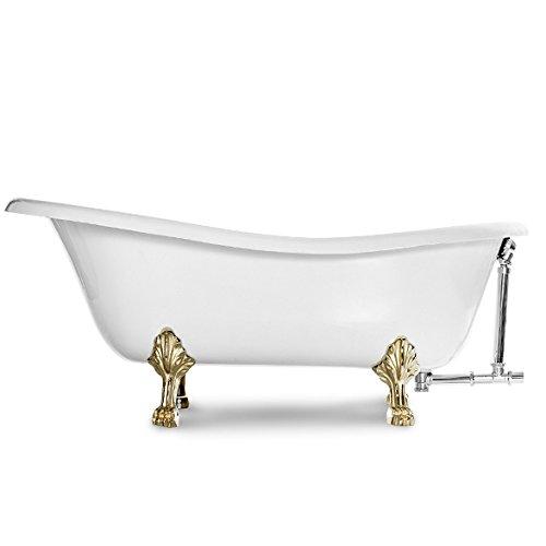 Oval Bathtub Finish - 4