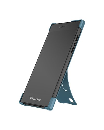 Genuine RIM BlackBerry Z20 Flex Shell Case w/Built-In Stand (Blue)