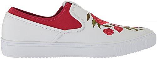 Mark Nason Womens Rosie Sneaker Bianco / Rosso
