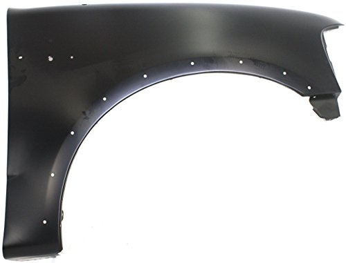 OE Replacement Ford Expedition/F-150 Front Passenger Side Fender Assembly (Partslink Number FO1241192)