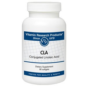 CLA Conjugated Linoleic Acid - 1,000 mg, 90 softgels