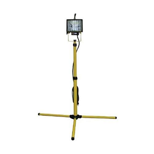 Sunlite QF501 500-watt Q500/T3 Halogen 1-Head Work Lamp(Halogen Stand Work Light)