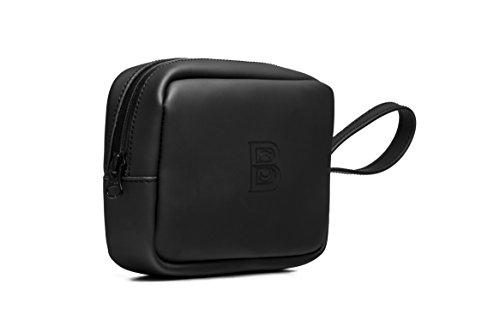 Bolso neopreno neopreno de italiano perfecto acuáticos Black diseño para es Bradleys Neo negro mano de fabricado Su serigrafiado y con realizar logo en deportes rOwXxrfq