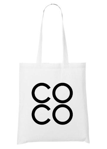 Coco Bag White