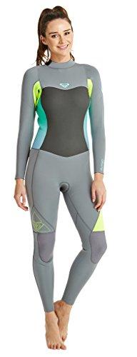 34657a5e31 Roxy Womens Roxy Wetsuit - Fullsuit - Women - 12 D.Grey   F.Lemon 12
