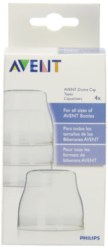 Philips AVENT BPA Free Classic Dome Caps