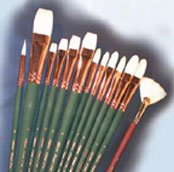 Silver Brush EK-112 Everett Raymond Kinstler Landscape Brush Set, 13 Per Pack