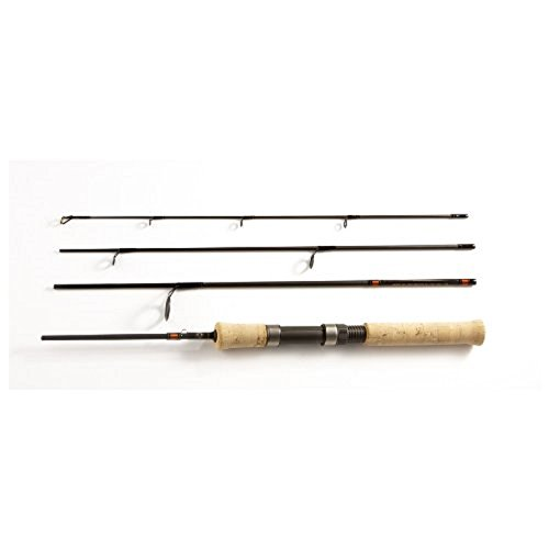 Daiwa SMD704ULFS 2-6 lb Test Rod, Brown