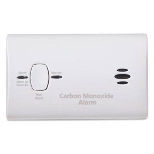 Kidde KN-COB-B-LPM Carbon Monoxide Alarm, 6-Pack - Kidde Battery Operated Carbon