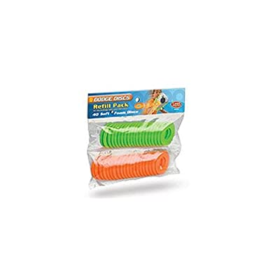 Wild Planet Dodge Discs Refill Pack: Toys & Games
