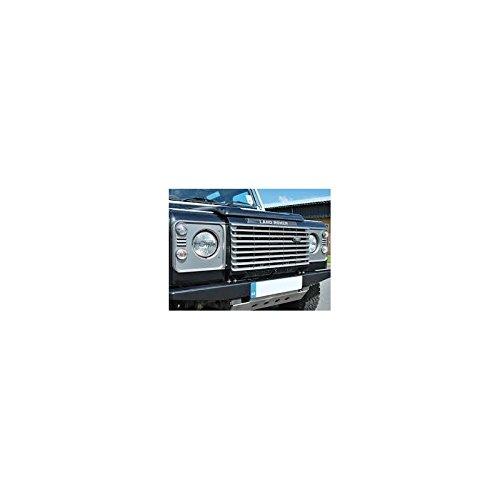 Bonnet Grey Metal - lr038617: