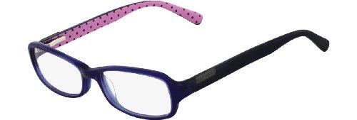 Nine West Eyeglasses NW5001 434 Navy 50 16