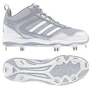 adidas Excelsior Pro Men's Metal Mid-Top Baseball Cleats 12