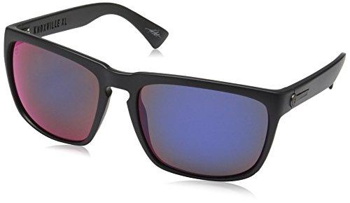 Electric Visual Knoxville XL Matte Black Smokescreen/OHM Grey Plasma Chrome ()