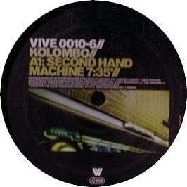Kolombo / Second Hand Machine