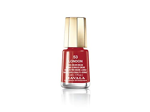 Mavala Mini Color 5Ml London N053, Mavala, Vermelho